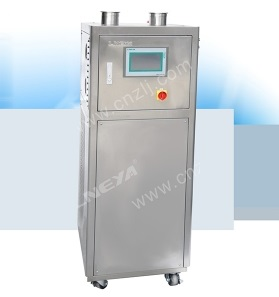 Circulating air freezer